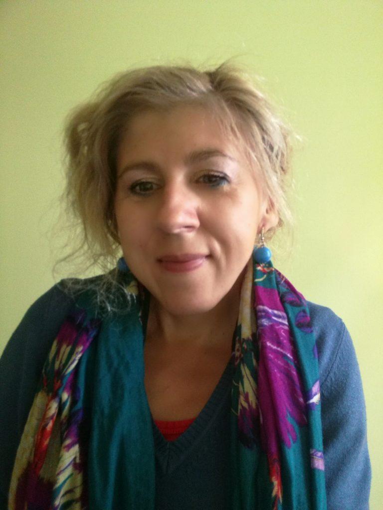 Psycholog Agnieszka Pietrzyk